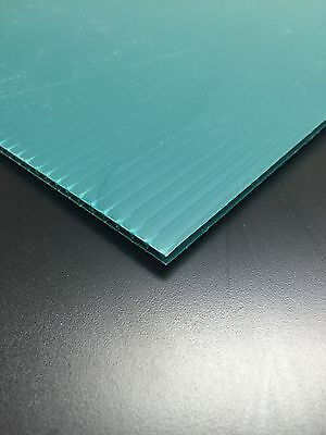 4mm Green 24 X 36 4 Pack Corrugated Plastic Coroplast Sheets Sign