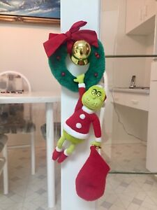 The Grinch Christmas holiday toy