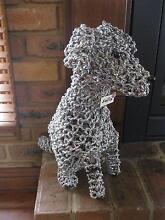 SILVER ROPE DOG - LARGE Seaford Frankston Area Preview