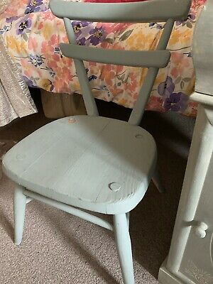 Vintage Childs Ercol Chairv