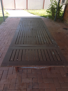 Extendable outdoor table Durack Brisbane South West Preview