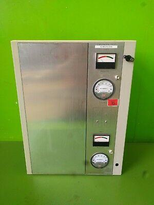 Large Electrical Cabinet Air Flow Gauges, pressure Gauges Clean room Clean Air