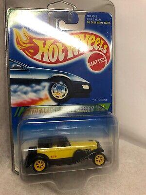 Hot Wheels 1995 Treasure Hunt Series 31 DOOZIE #12 of 12 in Protecto Pak