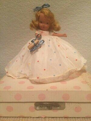 Vintage Nancy Ann Storybook Dolls ~ #184 Bisque Friday's Child