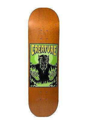 Creature Devil Skateboard Deck New 8.5