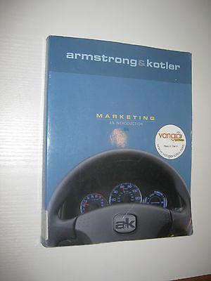 Marketing: An Introduction von Gary Armstrong und Philip Kotler , 8. Aufl. 2007
