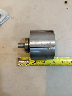 Expanding Collet With Arbor New. Emergency Turn Down To Size Needed