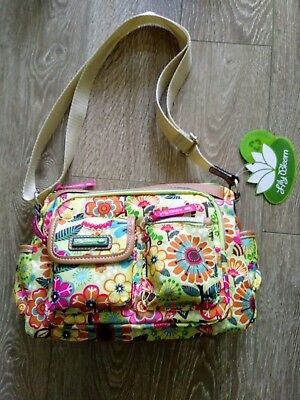 NWT Lily Bloom Busy Bee Crossbody Handbag