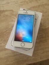 Apple iPhone 5S Silver - 64GB - Excellent Condition Coogee Cockburn Area Preview