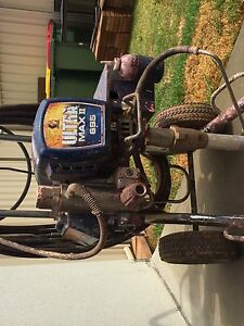 Graco Airless Sprayer Corowa Corowa Area Preview