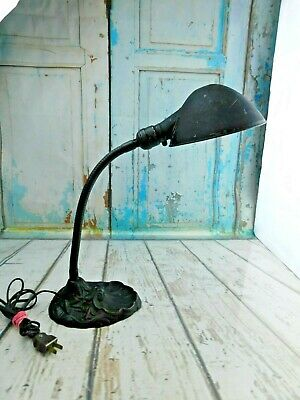 Art Deco Industrial Lamp