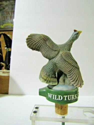 Wild Turkey Figural Whiskey Pourer