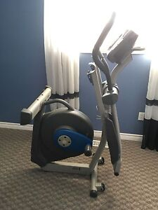 Elliptical Exerciser