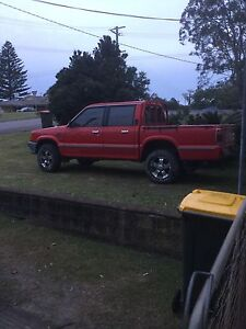 Ford courier Anna Bay Port Stephens Area Preview
