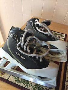 Goalie skates - size 5