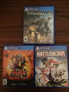 PS4 3 Game Bundle