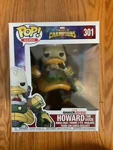 Howard the Duck - Contest of Champions POP! Funko