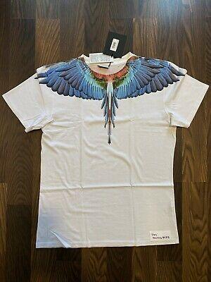Marcelo Burlon County Of Milan FREE T-Shirt Medium White Pusha-T 2012 Rare