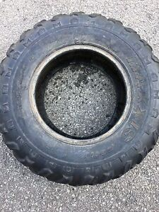 25-8-12  Maxxis pneu Vtt usagé 25 8 12