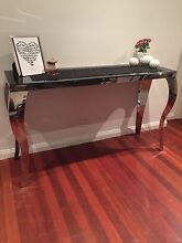 CONSOLE, TEMPERED GLASS STEAL FRAME Brighton-le-sands Rockdale Area Preview