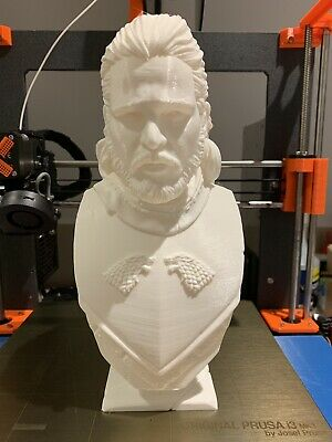 Figura Impresa En 3D Para Pintar