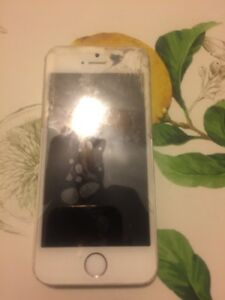 Broken iPhone 5