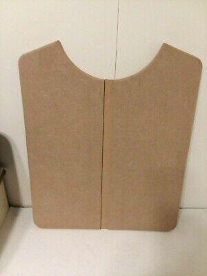 Zippered Hoodie 18 X 22 Premium Mdf Screen Printing Platen Pallet Board