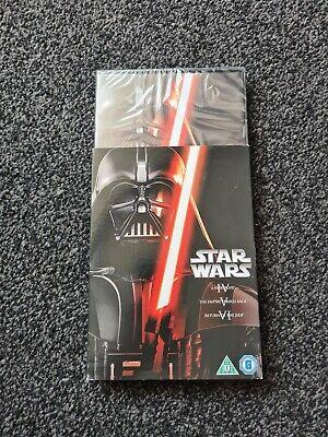 Star Wars Original Trilogy 3 Disc DVD UK PAL NEW SEALED