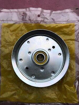 Genuine John Deere Idler Pulley Am135526 Flat V Belt