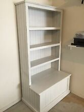 Bookcase with storage box Kellyville Ridge Blacktown Area Preview