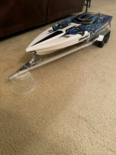 RC BOAT TRAILER For TRAXXAS Sparton  JC Trailers