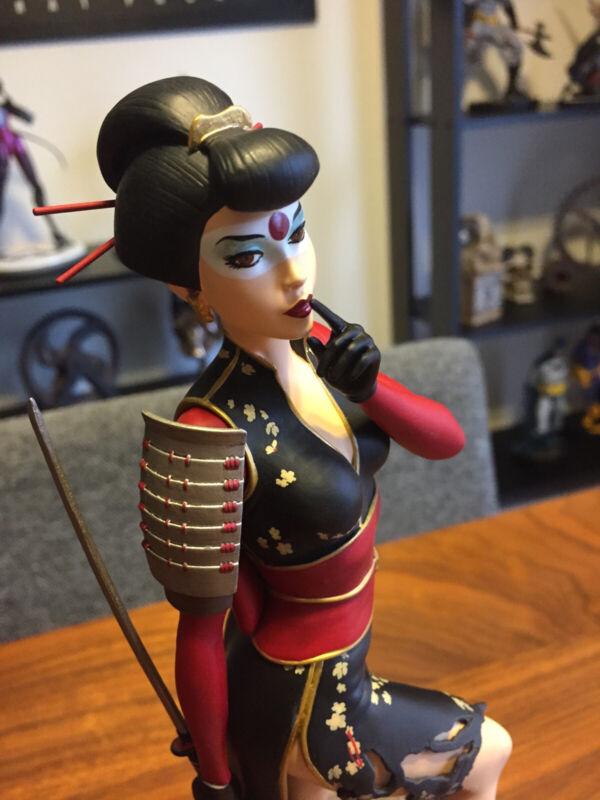 DC Collectibles, Bombshells: Katana Statue Limited Edition (4667/5000)