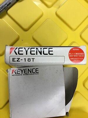 Keyence Ez-18t Proximity Sensor New Old Stock