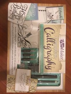 CHEAP Artmaker Complete Calligraphy Set