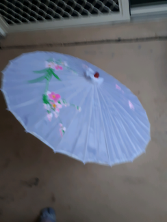 Dress umbrellas