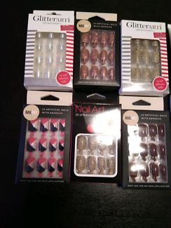 Makeup/ nail products bundle