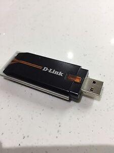 DLink WiFi USB adapter