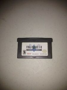Final Fantasy Dawn of soul - GBA