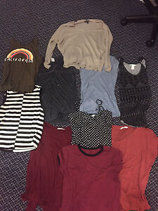 Bag of size small women's clothes