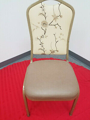 Two- Tone Stackable Crown Back Banquetballroom Chairs. Free Shipping In Nj