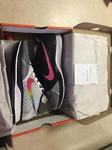 Nike flyknit be true us11.5 ds Westmead Parramatta Area Preview