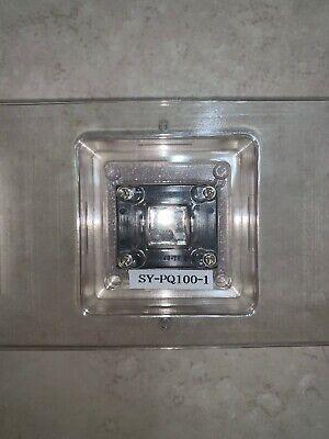 Actel Sy-pq100-1 Yamaichi Ic149-100-114-s5 100 Pin 0.65mm Pitch Socket Pqfp