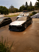 Nissan silvia drift s13/14 Ashmore Gold Coast City Preview