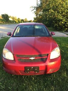 2010 Chevy Cobalt low mileage and clean!
