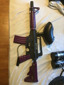 Looking to buy paintball guns and gear working or broken