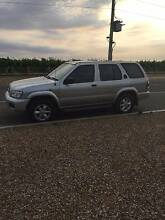 2002 Nissan Pathfinder Wagon Irymple Mildura City Preview