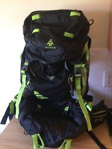 Woods Frame Pack 65L