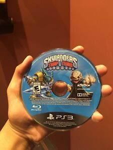 Sky landers trap team for ps3
