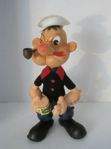 LG vintage Popeye bobble head Italy? Spain?