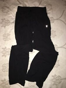 Ivivva live to move pant, black, size 14